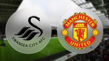 «Суонси» - «Манчестер Юнайтед», прямая онлайн-трансляция. Стартовые составы команд