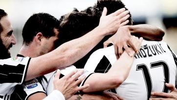 «Ювентус» взял верх над «Кьево», «Милан» заработал три очка в матче с «Палермо»