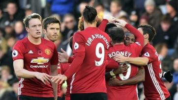 «Манчестер Юнайтед» переиграл «Суонси», «Халл Сити» оказался сильнее «Саутгемптона»