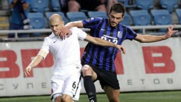 «Черноморец» и «Заря» голов не забили