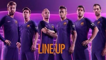 «Севилья» - «Барселона», прямая онлайн-трансляция. Стартовые составы команд