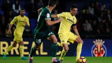 Мячи Тригероса и Сориано принесли «Вильярреалу» победу над «Бетисом»