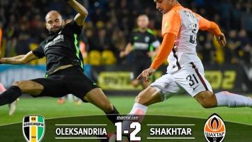 Киевское «Динамо» и «Шахтёр» одержали выездные победы в четырнадцатом туре УПЛ