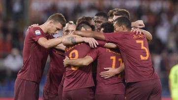 «Рома» крупно обыграла «Болонью»