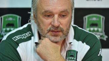 Игорь Шалимов: «Конечно, мы расстроены»