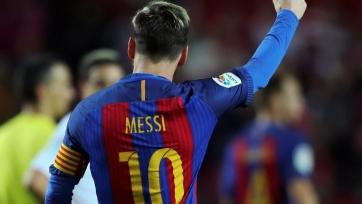 Пике: «Если бы «Золотой мяч» получал лучший футболист на планете, то это всегда был бы Месси»