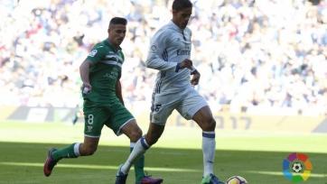 Варан: «Я горд, что провёл 100 матчей в футболке «Реала» в Ла Лиге»