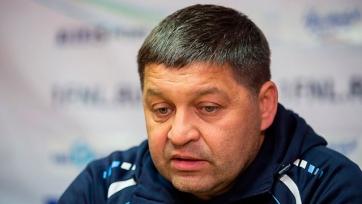 Сергей Кирсанов – новый главный тренер «Сибири»