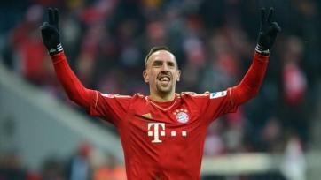 Рибери: «Баварии» стоит показать свою игру в матче с «Боруссией»