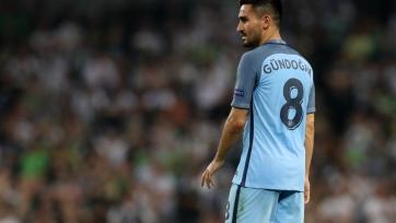 Гюндоган: «Бавария» не сравнится с «Манчестер Сити»