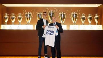 Перес: «Роналду – икона мадридского «Реала»