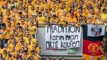 Дрезденское «Динамо» оштрафовано на 60 000 евро за отрезанную бычью голову