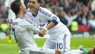 Месут Озил: «Благодаря Роналду я стал лучше»