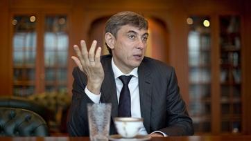 Сергей Галицкий призвал РФПЛ перейти на формат из восемнадцати клубов