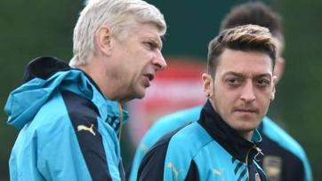Месут Озил: «Арсенал» остаётся моим приоритетом»