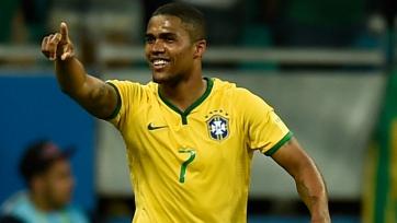 Дуглас Коста: «Самое время побороться за место в основе сборной Бразилии»