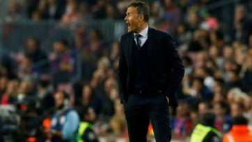 Энрике не стал отрицать возможности трансферов «Барселоны» зимой