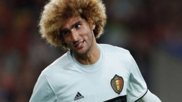 Феллаини пропустит ближайший матч сборной Бельгии