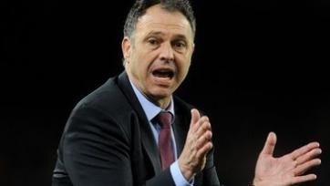 Хоакин Капаррос назначен на пост главного тренера «Осасуны»