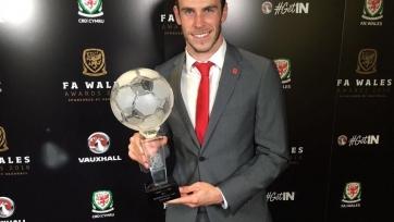 Бэйл стал игроком года в Уэльсе четвертый раз подряд