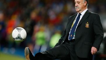 Дель Боске: «Считаю, что оставил в сборной Испании достойное наследство»