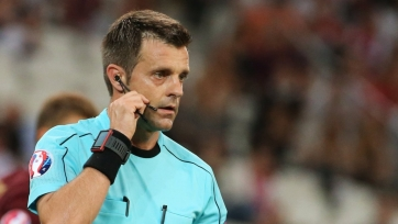 Никола Риццоли – лучший арбитр Евро-2016