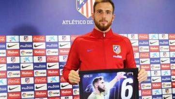 Облак: «Защитники «Атлетико» очень помогают мне»