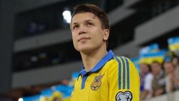 Коноплянка остался в расположении сборной Украины, несмотря на травму