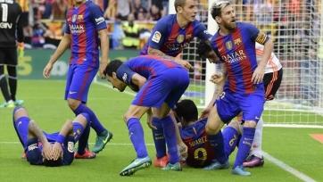 Болельщик, который бросил бутылку на поле в матче «Барсы» с «Валенсией», понесёт наказание