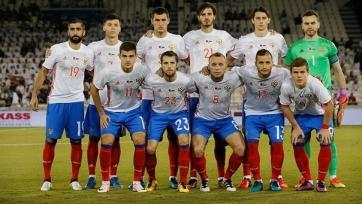 Сборная России впервые в своей истории получила в свои ворота два пенальти в одном матче
