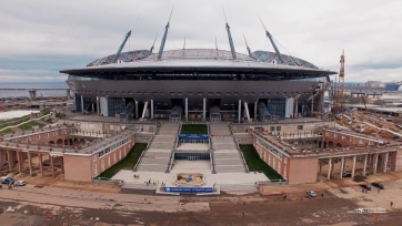 Адаптация «Крестовского» к Кубку конфедераций потребует 1,2 млрд рублей