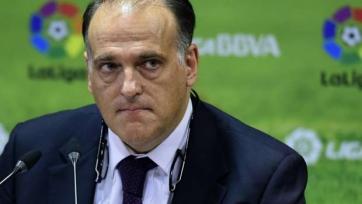 Хавьер Тебас: «Извиняться перед «Барселоной»? Я не лицемер»