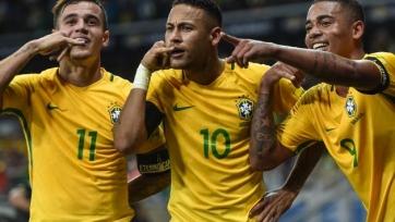 Сборная Бразилии не оставила шансов Аргентине и другие результаты отборочного тура ЧМ-2018 в Южной Америке