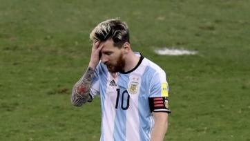 В Аргентине потребовали ухода Месси из сборной