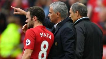 Хуан Мата: «Я счастлив в «Манчестер Юнайтед»