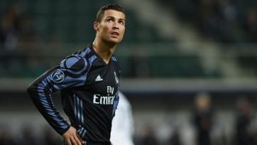 Роналду: «Юве» может побороться за победу в ЛЧ»