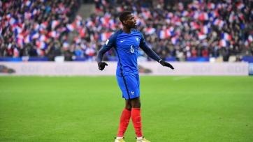 Сборная Франции одержала волевую победу над шведами