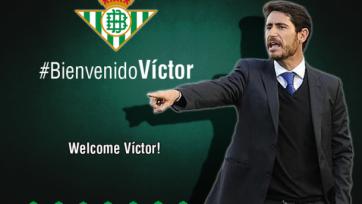 Виктор Санчес: «У «Бетиса» одни из лучших фанатов в мире, постараюсь их не разочаровать»