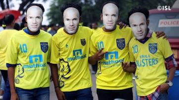 «Ченнай» Марко Матерацци проиграл, «троллинг» фанатов с масками оказался эффективным