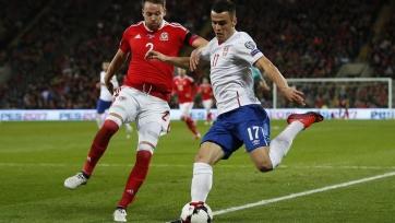 Уэльс упустил победу в игре с сербами
