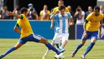Маркиньос: «Одному игроку Месси не остановить»