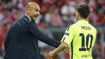 Marca: Если Месси покинет «Барсу», то, скорее всего, перейдёт в «Сити»