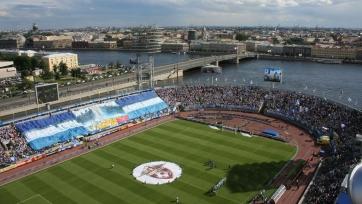 После переезда «Зенита» на «Петровском» будет выступать «Динамо»