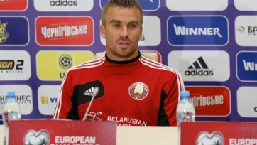 Сергей Корниленко раздумывает над завершением карьеры в сборной Беларуси