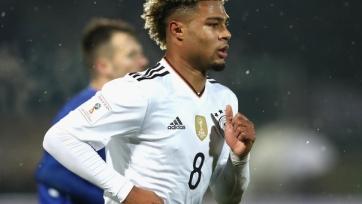 «Вердер» развеял слухи о возможном переходе Гнабри в «Баварию»
