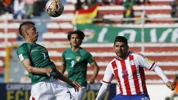 Боливийцы оказались сильнее Парагвая