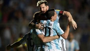 Аргентина крупно переиграла Колумбию, бразильцы взяли верх над Перу