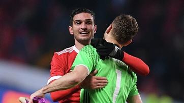 Оздоев: Вам мало тех моментов, которые мы создали в матче с румынами?