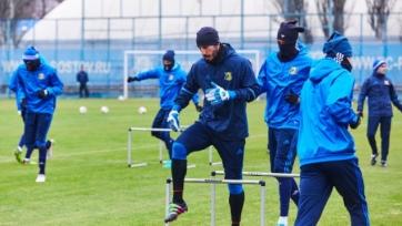 Сослан Джанаев вернулся в общую группу «Ростова»
