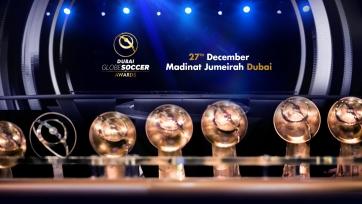 Пять специалистов претендуют на звание тренера года по версии Globe Soccer Awards